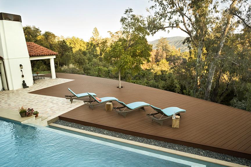 The Trex Blog Pool Deck Designs Worthy Of A Plunge Trex